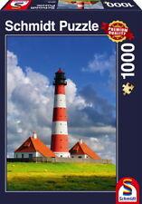 1000 Teile Schmidt Spiele Puzzle Westerhever Leuchtturm 58319