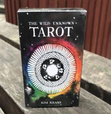 NEW Cards Wild Wood Tarot Cards Beginner Deck Vintage Fortune Telling 78Pcs/Set
