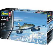 Messerschmitt Me 262 A-1a 1:72 REV4166 revell modellismo