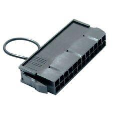24 Pin ATX Jump Start Power Supply Bridging Connector Plug   BS