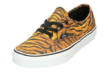 Vans Off the Wall Authentic (VTSV8VF) Sneaker Turnschuhe Tiger - NEU