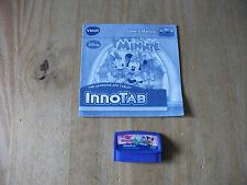 VTech InnoTab 1 2 3 Disney Pixa r- Minnie  - Game Cartridge 126