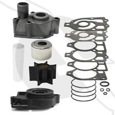 Water Pump Impeller Kit Housing/Base Mercruiser Alpha One 46-96148A8 46-44292A3
