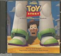 RANDY NEWMAN - Toy story - CD OST 1994 MINT CONDITION