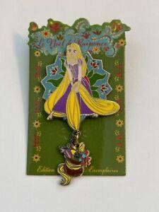 Rapunzel Tangled Le Noel De Raiponce LE Disney Pin (B)