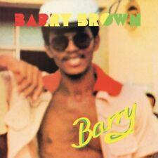 Barry Brown(CD Album)Barry-Burning Sounds-BSRCD930-EU-2018-New