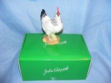 John Beswick Farmyard Series Light Sussex Hen JBB14BW Figurine Ornament GIFT