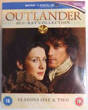 OUTLANDER The Complete Seasons One & Two New BLU-RAY Collection Volume 1 2 Starz