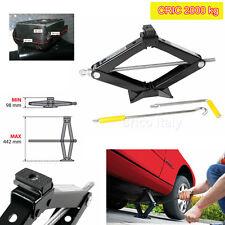 Cric Crik pantografo auto Omologato 2000 kg. Per Honda Civic CR-V Jazz