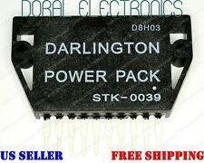 STK0039 w HEATSINK COMPOUND Integrated Circuit IC Darlington Power Pack STK-0039