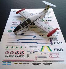 1/48-GIIC MODELS - Morane Saulnier MS 760 - PARIS - FAB Brazil- FAA  - MARINE
