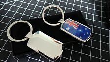 world flag key ring key fob England Uk Australia New Zealand Wales