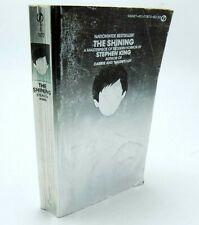 The Shining By Stephen King, True 1st/1st  Signet Silver Paperback Edition 1978