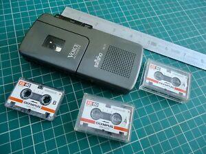 * SAISHO* Model MC 77 Portable Dictaphone Micro Cassette Voice Recorder
