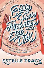 """French book, """"Guide de survie alimentaire aux Etats-Unis"""""""