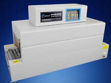 Digital Control Panel Thermal heat shrink packaging machine tunnels for PVC/POFT