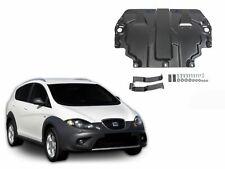 Protection sous moteur ACIER pour SEAT ALTEA FREETRACK 2004-2015 + AGARFE