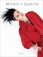 MIYAVI x SUKITA Photo Book Photographer Masayoshi Sukita Japanese with Tracking
