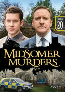 Midsomer Murders: Series 20 [New DVD]