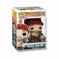 Cast Away - Chuck with Spear & Crab US Exclusive Pop! Vinyl [RS]-FUN42649-FUNKO