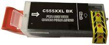 1 Patrone mit Chip für CANON PGI 555 XXL IX6850 MX725 MX925