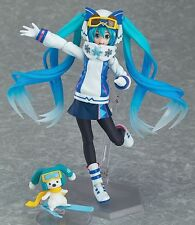 Anime Hatsune Miku Figma EX-030 Snow miku Movable Figure Xmas Gift New No Box