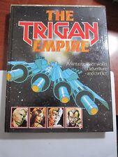 The Trigan Empire 1978 Chartwell Books Italy Hardcover by Don Lawrence