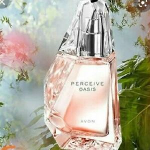 Avon Perceive Oasis Eau de Parfum Spray 50 Ml En Caja Raro