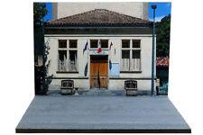 Diorama Mairie | French Town Hall - 1/43ème - #43-2-B-B-036