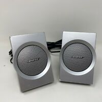 Bose Companion 3 Series I Multimedia Computer Replacement Speakers Pair