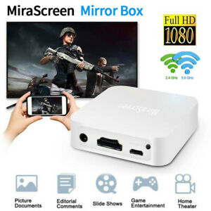 MiraScreen X7 Car Multimedia Display Device Dongle WiFi 1080P Mirror Box/AirRSAP