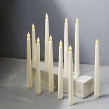 LED wax candles x8 NEW 'Lights4fun' bundle