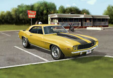 Revell 1 25 Scale 1969 Camaro Z-28 RS