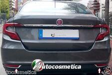 modanature Cornici Retronebbia Paraurto Post Acciaio Cromo Fiat Tipo SD nuovo 15