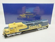 New Athearn Genesis SDP40F BNSF #6972 Primed For Grime Tsunami2 Sound ATHG63997