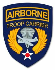 Troop Carrier Command Sign