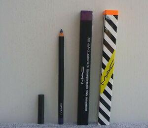 MAC Chromagraphic Pencil, #Rich Purple, Brand New in Box!