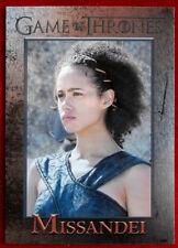 GAME OF THRONES - Season 6 - Card #43 - MISSANDEI - Rittenhouse 2017