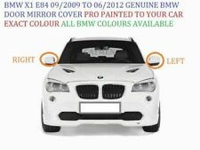 BMW X1 Wing Mirror Cover R/H OR L/H Painted Any BMW Colour 2009-12