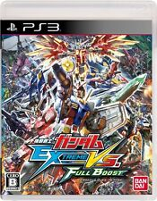 USED PS3 Mobile Suit Gundam Extreme VS Full Boost Premium G sound edition F/S