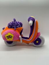 "Groovy Girls 2001 Manhattan Toy Co Scooter 10"" Plush Soft Toy Stuffed Animal"