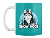 Shiloh The Husky Gone To Snow Dogs - Gift Coffee Mug