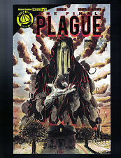 The Final Plague #1-5 First Complete Story Arc Action Lab Danger Zone Zombies!