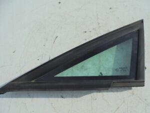 SEAT LEON 2007 O/S FRONT QUARTER WINDOW (FRONT PASSENGER SIDE)