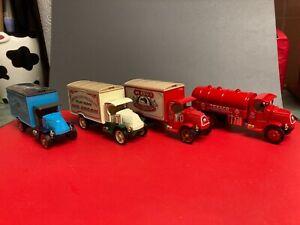 Matchbox models of yesteryear Mack truck job lot