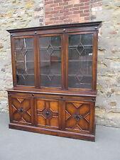 Oak Original Edwardian Bookcases (1901-1910)