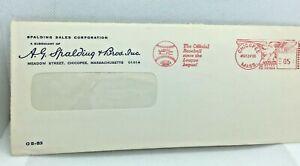 1965 A.G. Spalding Baseball Company Official Ball of Major League Baseball