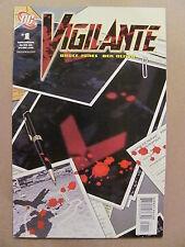 Vigilante #1 2 3 4 5 6 DC Complete 2005 Series Bruce Jones ARROW TV SHOW 9.4 NM