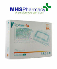 TEGADERM + PAD FILM 3M Dressing 9cm x 15cm Ref *3589* MEDICAL & TATTOO (X10)