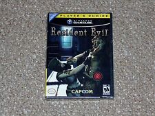 Resident Evil Nintendo GameCube Brand New Factory Sealed Player's Choice